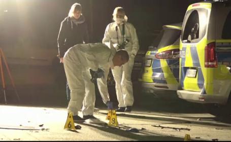 Bărbat turc, ucis în Germania după ce a amenințat polițiștii cu un cuțit