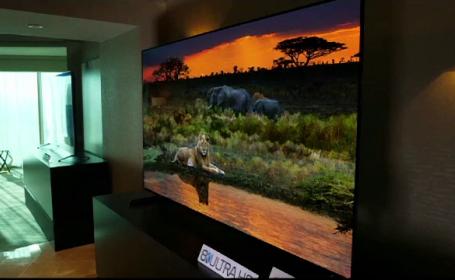 CES 2020. Cele mai noi modele de televizoare lansate de Samsung şi LG
