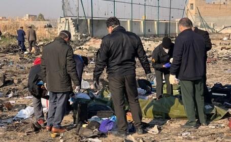 Un avion ucrainean cu 180 de persoane la bord s-a prăbușit în Iran. Toți pasagerii au murit - 10