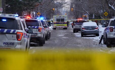 Atac armat la Ottawa