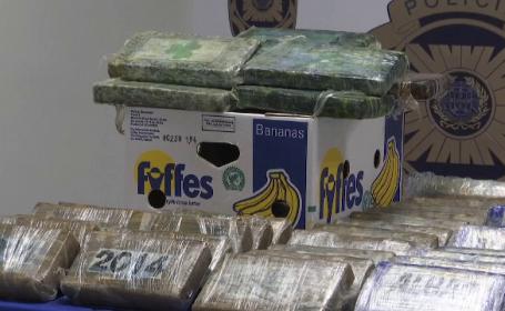 cocaina banane