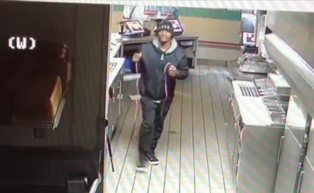 Gestul incredibil făcut de un hoț după ce a dat lovitura la un fast-food