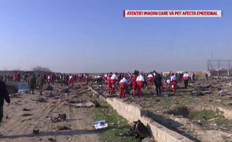 Cutia neagră a avionului ucrainean prăbușit în Iran, analizată vineri. Ce ar putea dezvălui