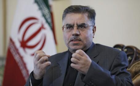 """Ambasadorul Iranului: """"Nimeni nu mai dăduse Statelor Unite o așa palmă, sper că i-a durut"""""""