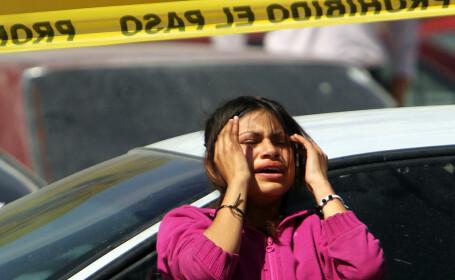 crimă Mexic