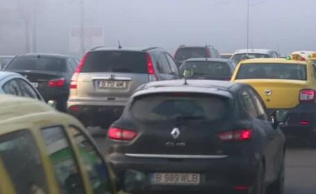 Poluarea din București, la nivel record. Firea: \