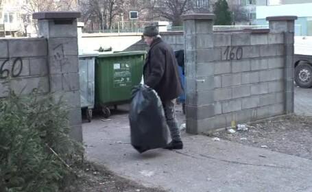 Românii revoltați că trebuie să colecteze selectiv gunoiul. \