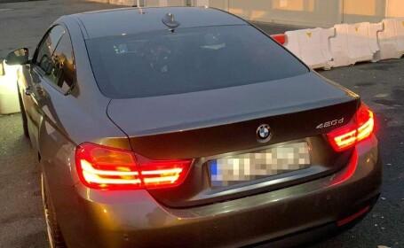 Un englez a rămas fără BMW imediat după ce a intrat cu el în Teleorman. Cine i l-a luat
