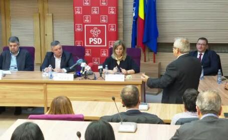 Nemulțumiri în PSD după alegerile ratate: fără \