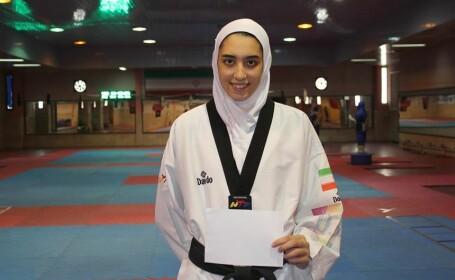 Drama trăită de singura sportivă din Iran medaliată la Jocurile Olimpice. A ales să plece din țară