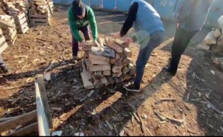 Cum vă înșală comercianții care vând lemne de foc. Tacticile folosite de aceștia