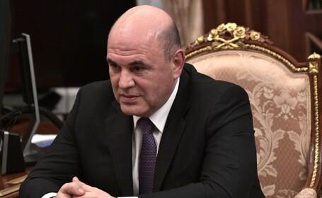 """Rusia are un nou premier, după demisia Guvernului. """"Putin vrea să rămână lider pe viață"""""""