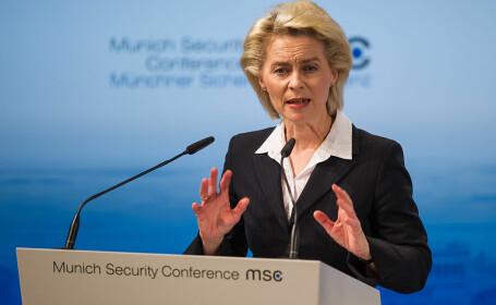 Ursula von der Leyen, despre coronavirus: UE va face tot posibilul pentru a susține economia