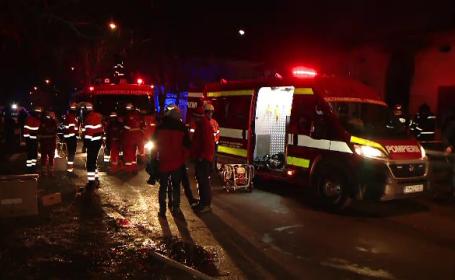 Bărbat de 69 de ani decedat, scos de pompieri din râul Slănic