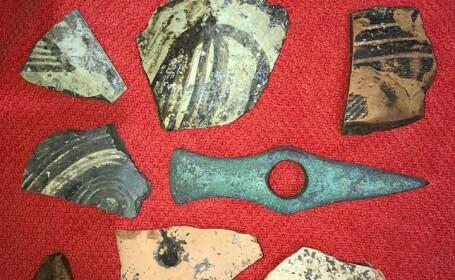 topor eneolitic
