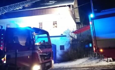 Incendiu la un azil în Cehia