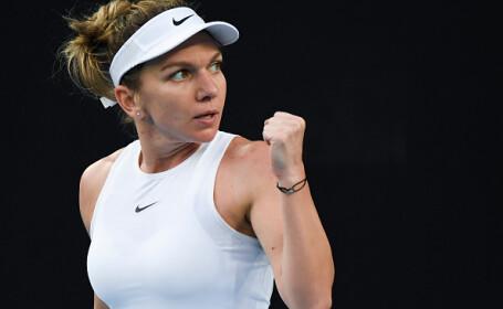 Halep, declarații după victoria din primul tur Australian Open. Ce spune despre accidentare
