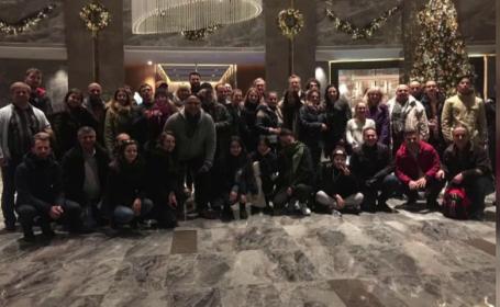 Cei 50 de români care s-au întors în țară din Wuhan