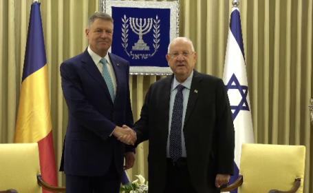 iohannis israel