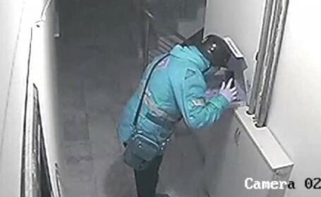 VIDEO. Un curier a scuipat pe o pizza înainte de a o livra. Pedeapsa uriașă pe care a primit-o