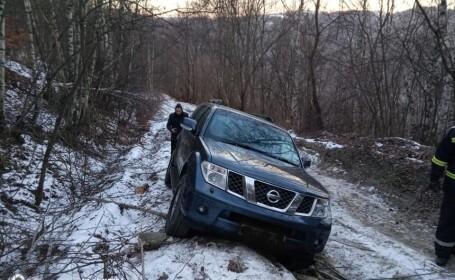 """Pățania unui șofer care a setat GPS-ul pentru """"drumul cel mai scurt"""" spre Chişinău"""
