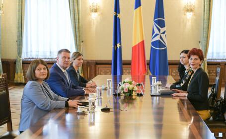Conducerea CSM a discutat cu președintele Iohannis pe tema eliminării pensiilor speciale