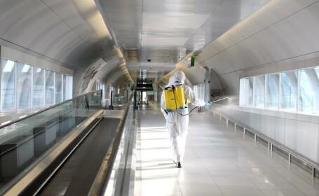 """Coronavirus. Măsurile ce vor fi aplicate pe Aeroportul Internațional """"Henri Coandă"""" începând cu 15 mai"""