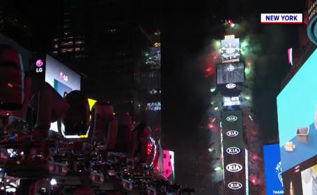 Revelion 2021. Cum a fost sărbătorit Anul Nou pe glob