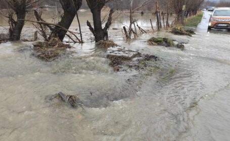 Inundațiile au făcut ravagii în țară