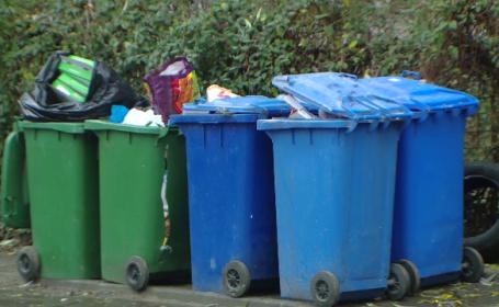 România încă nu colectează selectiv deșeurile. \