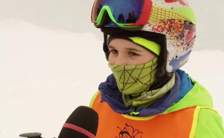 Cerere mare pentru locurile în taberele de schi pentru copii. Care sunt prețurile