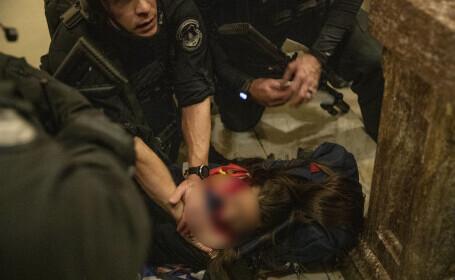 Ce s-a întâmplat cu polițistul care a împușcat o femeie în timpul asaltului asupra Capitoliului