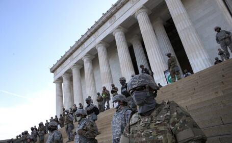 Statele Unite rămân în alertă. Măsuri de securitate sporite pentru învestirea lui Joe Biden