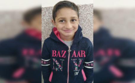 Copilul din Arad care a dispărut