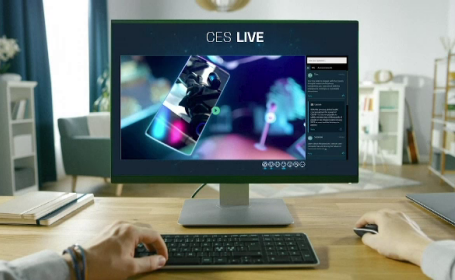 CES 2021, desfășurat online. Tehnologiile medicale inteligente, în prim-plan