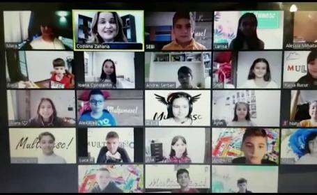 Elevii s-au întors la școala online. Ce se întâmplă cu cei 65.000 de copii fără medii încheiate în primul semestru