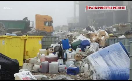 Activitatea incineratorului de la Brazi, Prahova, a fost suspendată, din cauza unor deșeuri medicale extrem de periculoase