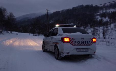 Accident de vânătoare în Bistrița Năsăud. Un bărbat a fost împușcat în picior după ce glonțul a ricoșat dintr-un copac