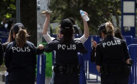 O femeie din Turcia și-a omorât din bătaie fiul vitreg de 7 ani apoi a dat vina pe Covid-19