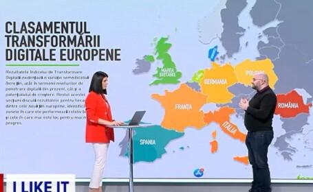 ILikeIT. Studiul despre digitalizare în Europa care pune România într-o poziție surprinzătoare