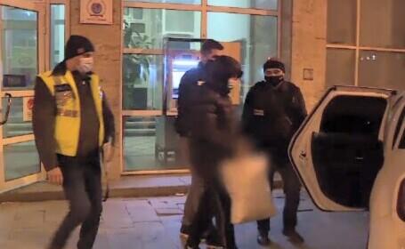 Suspectul crimei din Vitan avea asupra lui cuțitul pătat de sânge când a fost prins de polițiști