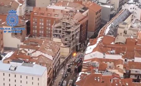 Madrid explozie