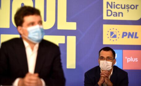 Nicușor Dan, Vlad Voiculescu