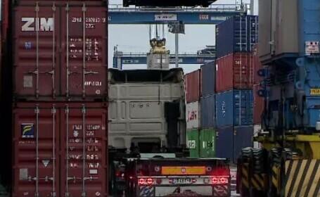 Criza de containere a dus la majorări masive de prețuri. Ce se întâmplă în Portul Constanța, pe relația cu China