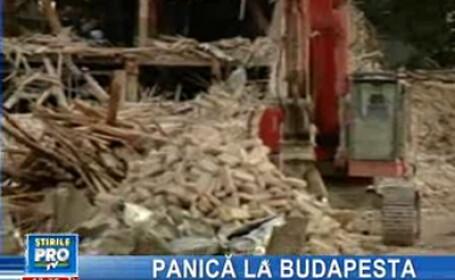 Bombă la Budapesta