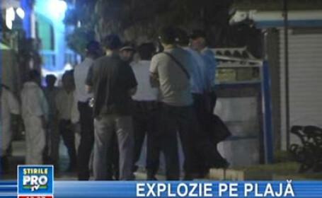 Explozie în Costa del Sol