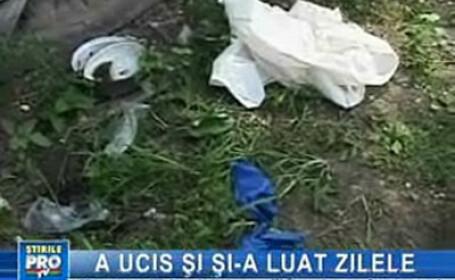 Crimă şi sinucidere în Olt