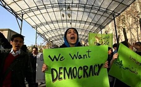 Opozitia din Iran pregateste o greva generala in perioada 5 - 8 iulie