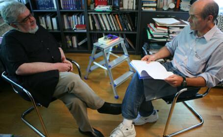 Andrei Plesu in dialog cu Cristian Tudor Popescu