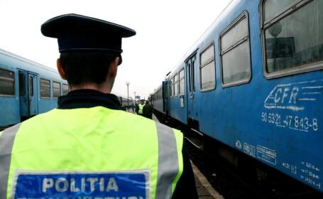 Un hot care actiona in Rapidul Galati-Bucuresti, \